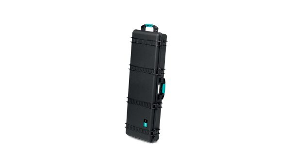 HPRC HPRC5400WEMPBLK | Valigia in resina HPRC 5400W con ruote per il trasporto di attrezzatura audio/video/foto | Trolley