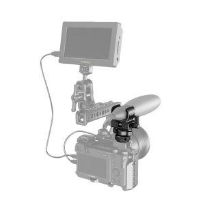 SmallRig BSM2352   Supporto per microfono tipo fucile con attacco cold shoe   Accessori