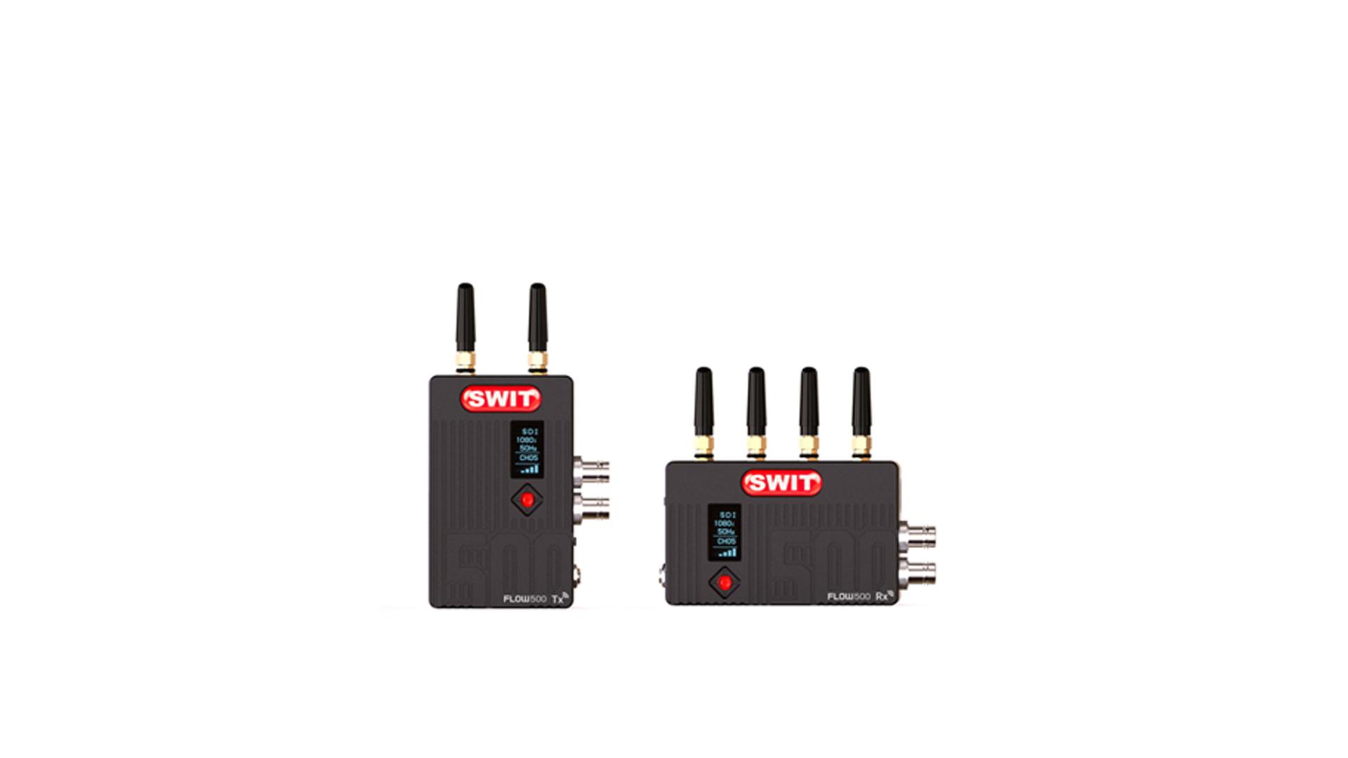 Swit FLOW500 | Ponte radio SWIT FLOW500 150m | Ponte (wireless) video