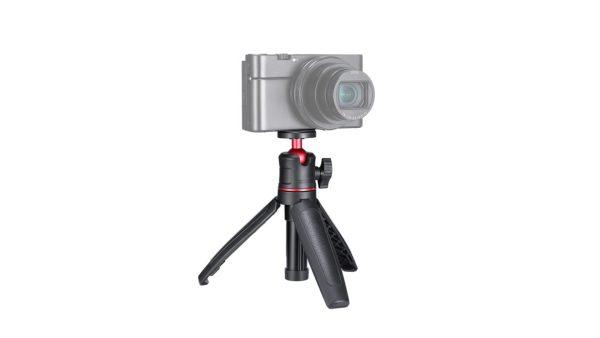 BrowdyTech_Mini treppiede telescopico per camere leggere e smartphone