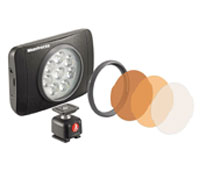 Luce LED On-camera LUMIMUSE 8